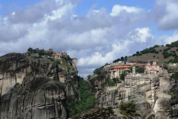 Classical Greece Highlights: 4-Day Tour from Athens with Meteora