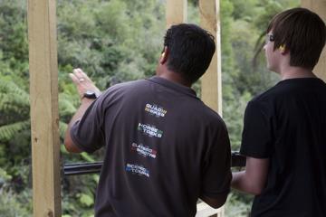 Claybird Shooting from Rotorua