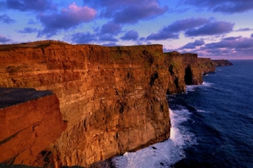 Cliffs of Moher and Limerick Day Tour from Cork
