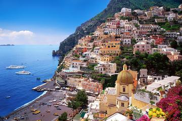 Coach Tour to the Amalfi Coast
