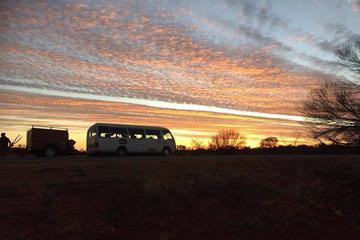 Coach Transfer: Alice Springs to Ayers Rock Resort