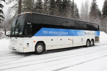 Coach Transfer from Whistler to Vancouver International Airport
