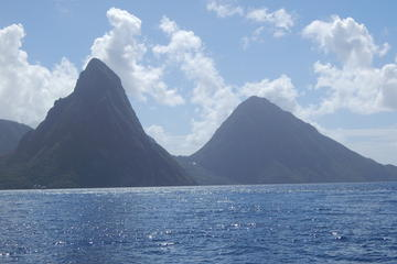Coastal Tour of St Lucia