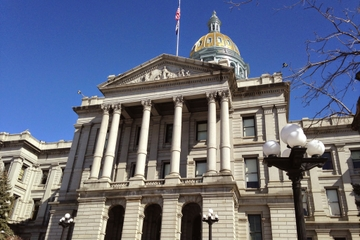 Colorado State Capitol And Uptown Tour