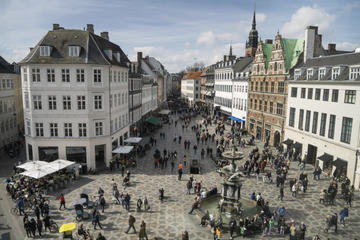 Copenhagen Full-Day Walking Tour: Tivoli Gardens, Little Mermaid and Rosenborg Palace