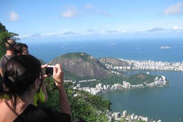 Corcovado Private Hiking Tour to Christ the Redeemer Statue