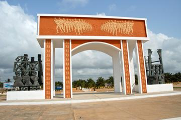 Cotonou Shore Excursion: Ouidah Voodoo City
