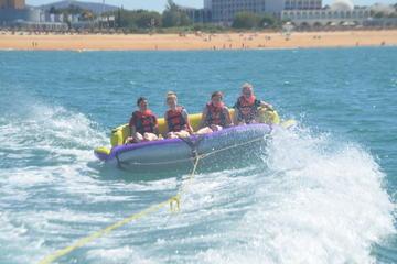 Crazy Shark Boat Ride from Vilamoura