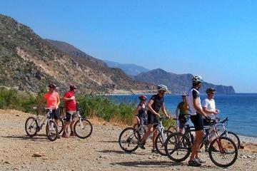 Crete Mountain Bike Tour of Kournas Lake