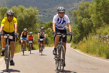 Crete's Arkadi Monastery Tour by Mountain Bike