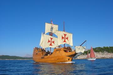 Croatia Elafiti Islands Cruise from Dubrovnik