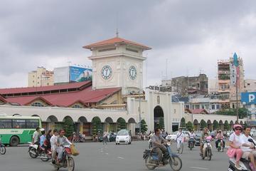 Cu Chi Tunnels and Saigon City Highlights Tour