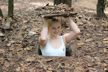 Cu Chi Tunnels by Luxury Speed Boat