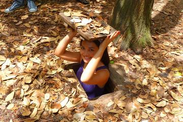 Cu Chi Tunnels Half-Day Small-Group Tour