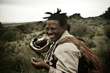 Cultural Bushmen Tour from Cape Town