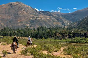 Cusco Horseback Riding Tour Including Sacsayhuaman
