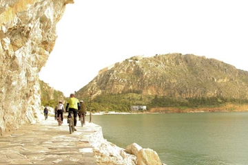 Cycling tour at Nafplio