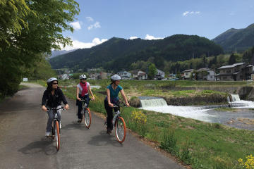 Cycling Tour: Discover Real Japan in Nagano