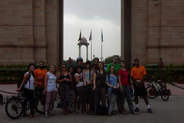Cycling Tour of New and Old Delhi