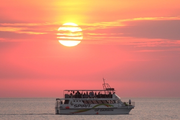 Darwin Sunset Cruise with Optional Buffet Dinner