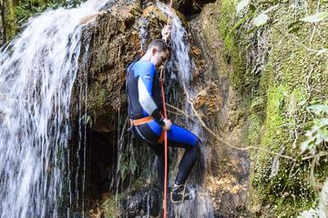 Day Tour: Canyoning in Cabogana from Cuenca