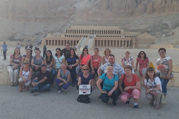 Day Tour of Luxor from Hurghada