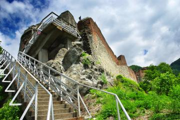 Day Trip from Bucharest to the True Castles of Vlad the Impaler: Targoviste and Poienari Castle