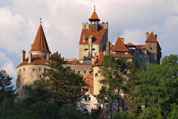 Day Trip to Dracula's Castle, Rasnov Fortress, Brasov and Peles Castle