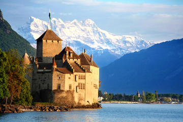 Day Trip to Lausanne, Montreux and Château de Chillon