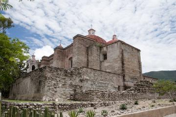 Day Trip to Mitla, Tule, Matlatan and the Teotitlan Valley from Oaxaca