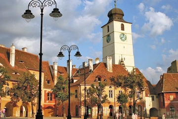 Day Trip to Sibiu and Fagaras Fortress