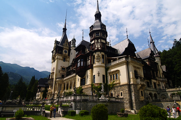 Day Trip To Sinaia