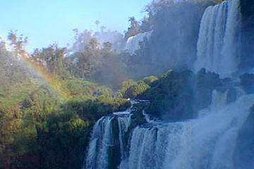 Day Trip to the Argentinian Side of Iguassu Falls from Foz do Iguaçu