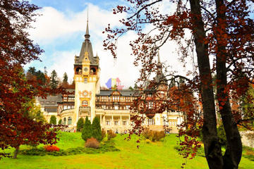 Day Trip to Transylvania including Walachia and Prahova Valley