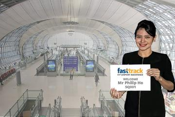 Bangkok Departure Fast track Services - with VIP lounge access
