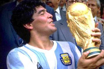 Diego Armando Maradona Tour