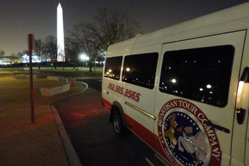 Diplomatic Evening Tour: Small Group Bus Tour