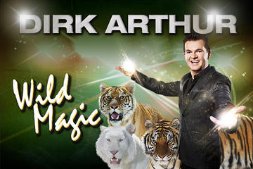 Dirk Arthur's Wild Magic at the Westgate Resort and Casino