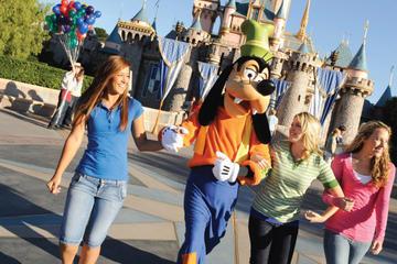 Disneyland Resort Express: Airport Transfers between Los Angeles Airport and Anaheim Resort Area
