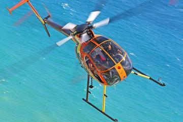 Doors-Off Helicopter Tour of Oahu's North Shore with Optional Kaneohe Bay and Landing