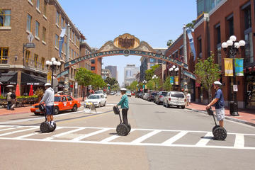Downtown Gaslamp Embarcadero Waterfront Tour