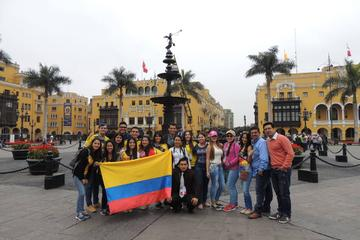 Downtown Lima Like a Local Walking Tour