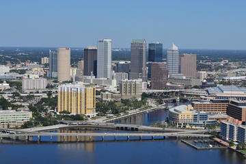 Downtown Tampa Helicopter Tour