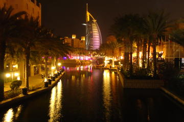 Dubai by Night Tour