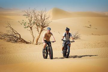 Dubai Desert Fat Bike Ride