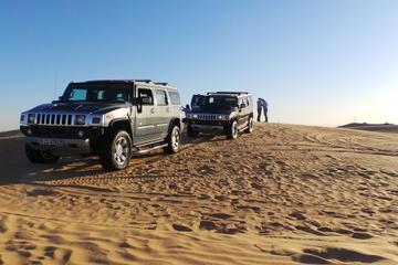 Dubai Desert Hummer Adventure with BBQ Dinner