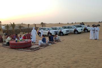 Dubai Desert Safari evening VIP From Sharjah