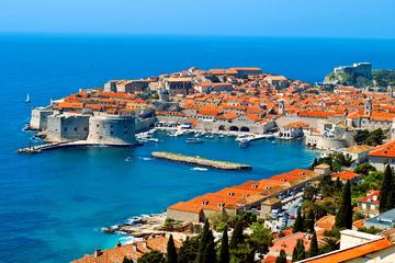 Dubrovnik Day Trip with Guided Tour from Budva