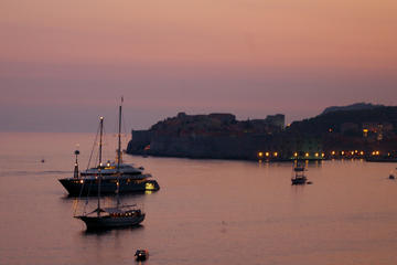Dubrovnik Sunset Panorama Cruise with Optional Champagne