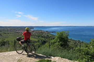 E-Bike Tour to Rocca del Garda from Verona